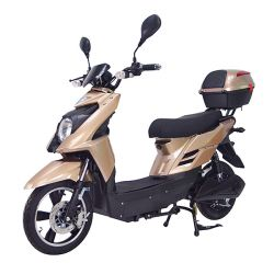 Kontio e-Scooter 2.0, Gold