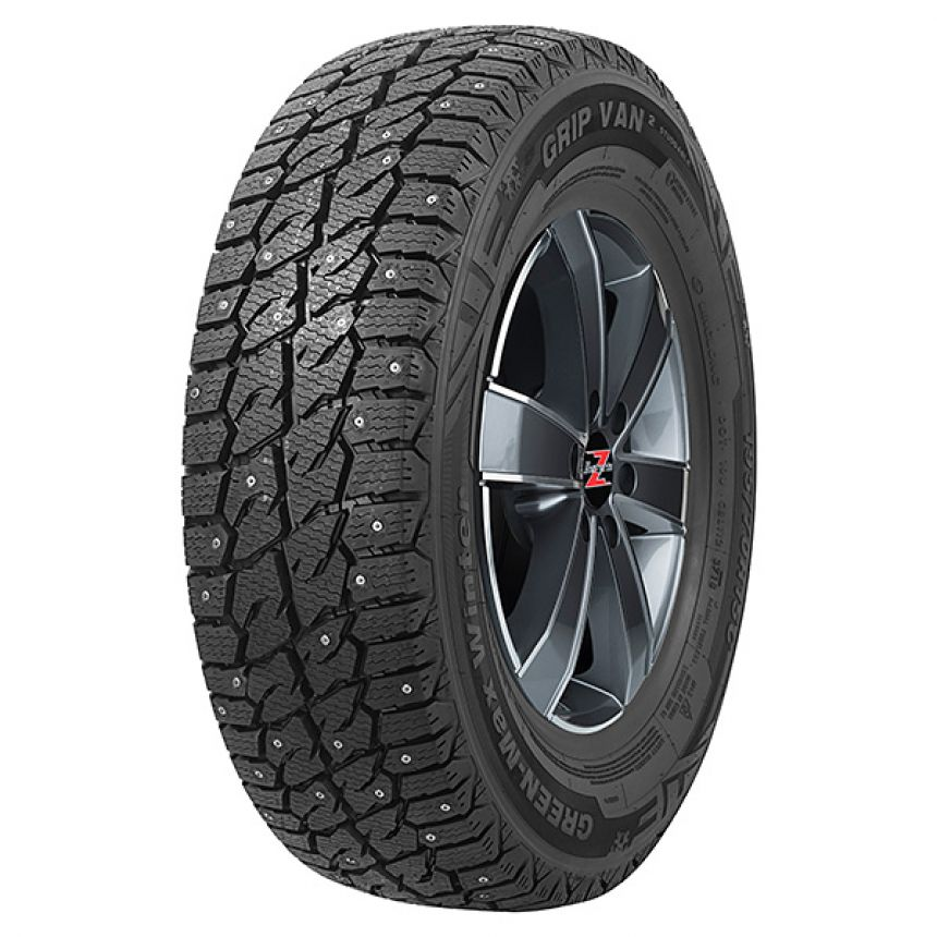 GreenMax Winter Grip Van 2 195/75-16C R