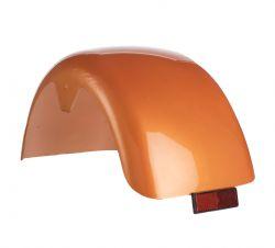 Kruiser: oranssi lokasuojapari