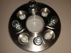 Adapteri (levikepala) 25mm 4x100/4x100