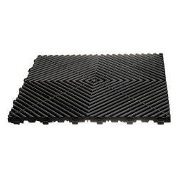 Lattialaatta, midnight black 40x40cm 10x30kpl