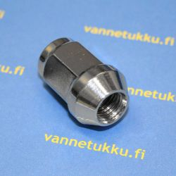 Aluvannemutterisarja 1,5mm nousu, 12mm, 20 kpl