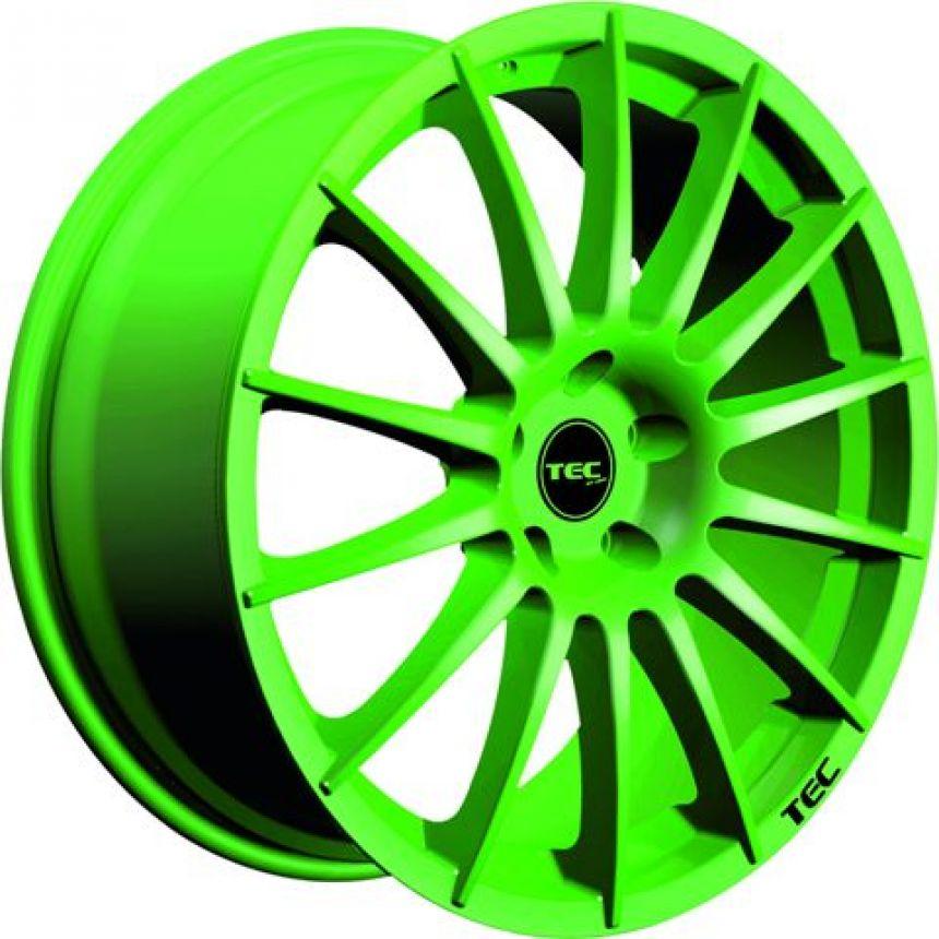 AS2 Race light green CB: 72.6 8.5x19