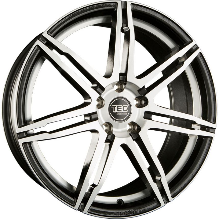 GT2 Black polished CB: 72.5 7.5x17