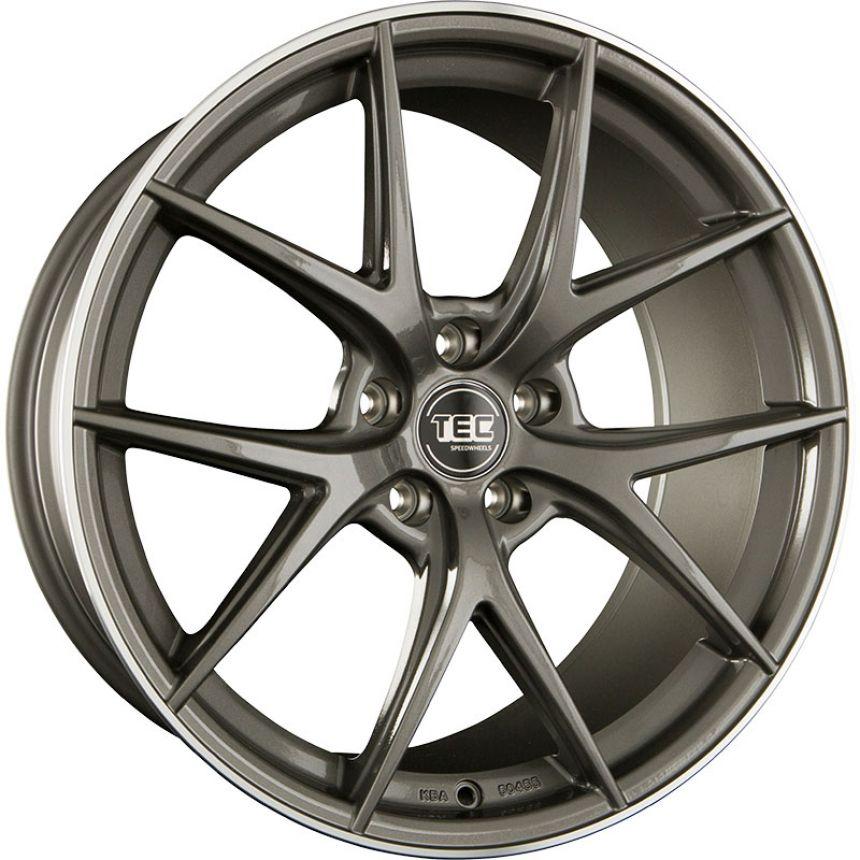 GT6 Dark grey polished lip CB: 72.5